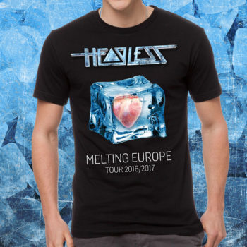 Melting Europe Tour T-Shirt